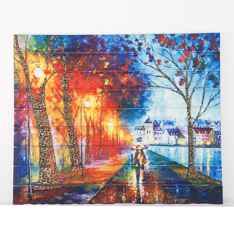 Ribbon Painting For Wall Art Landscape Painting Art For Home
